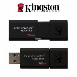 FLASHDISK KINGSTON DT100 G3 16GB USB 3.0