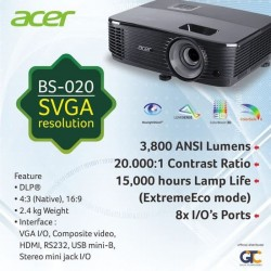 ACER BS020P SVGA