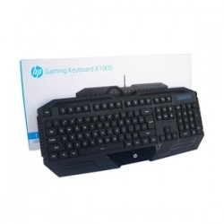 KEYBOARD HP OFFICE GAMING K1000