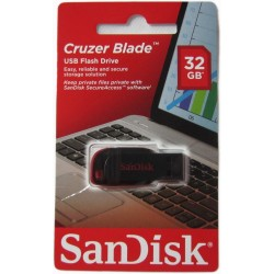 FLASHDISK 32GB SANDISK CZ50/51/52