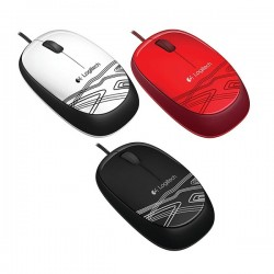 MOUSE LOGITECH M105 COLOUR
