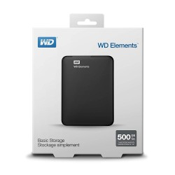 WD ELEMENT 500GB