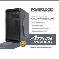 CASING POWER ALCATROZ AZZURA 3000