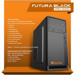 CASING ALCATROZ FUTURA BLACK PRO 6000 / 7000 USB 3.0