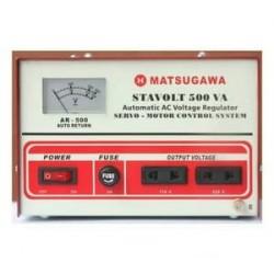 STAVOLT MOTOR MATSUGAWA 500VA