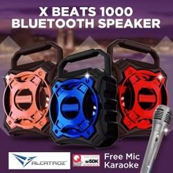 SPEAKER SPEAKER ALCATROZ X-BEATS 1000 + MIC