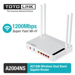 TOTOLINK GIGABIT ROUTER A2004NS