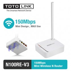 TOTOLINK ACCESS POINT / ROUTER N100RE