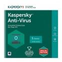 Kaspersky Antivirus 2018 ( 1 user )